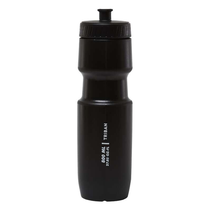 ROAD MTB BOTTLES Water Bottles - 800 ml Water Bottle SoftFlow TRIBAN - Nutrition and Body Care