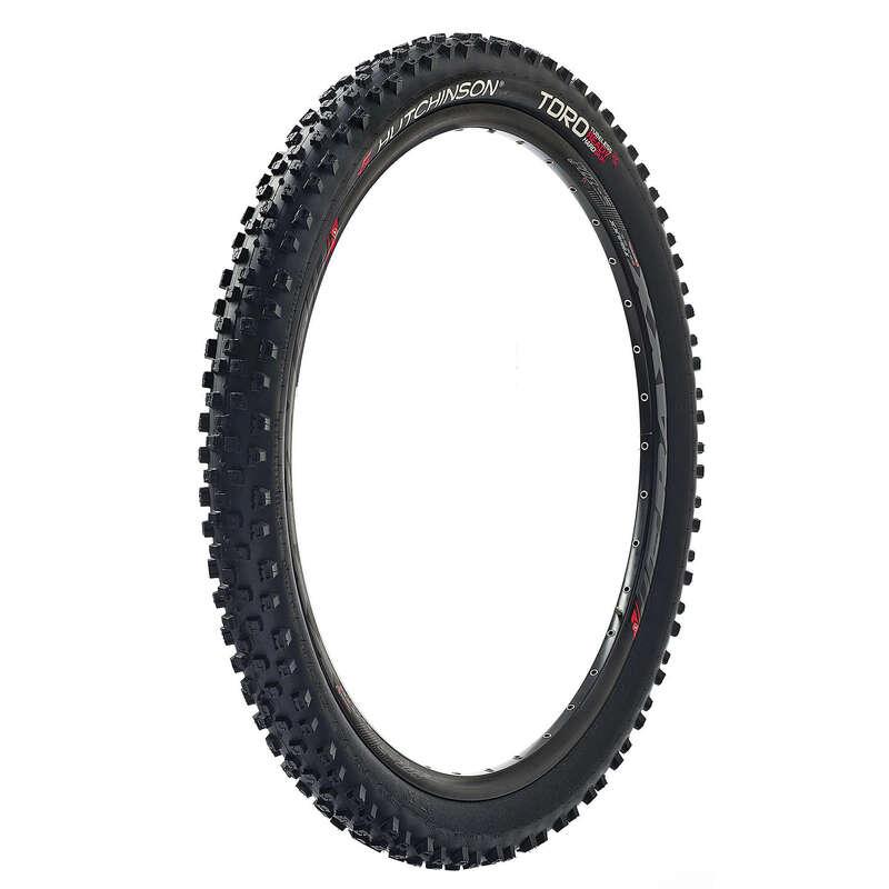 PLÁŠTĚ NA MTB SMÍŠENÝ TERÉN Cyklistika - PLÁŠŤ TORO 29 × 2,35 HUTCHINSON - Náhradní díly na kolo