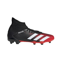 Chaussures de football Adidas Predator 20.3 FG adulte black
