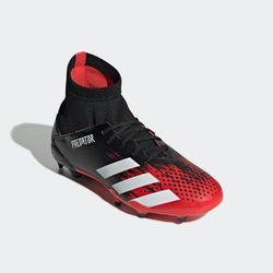 Chaussures de football Adidas Predator 20.3 FG enfant noir