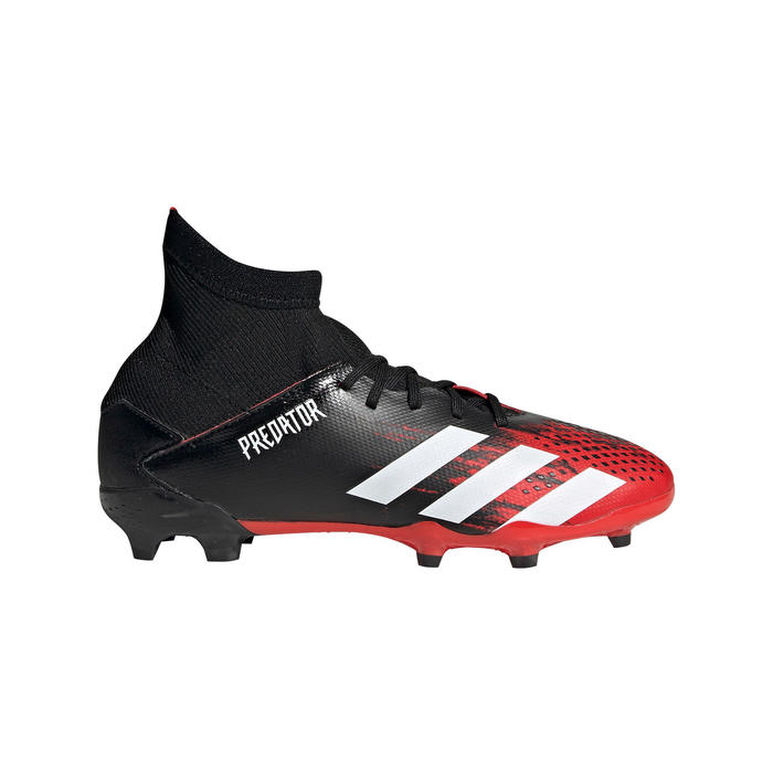 Botas de Fútbol Adidas Predator 20.3 FG niños negro