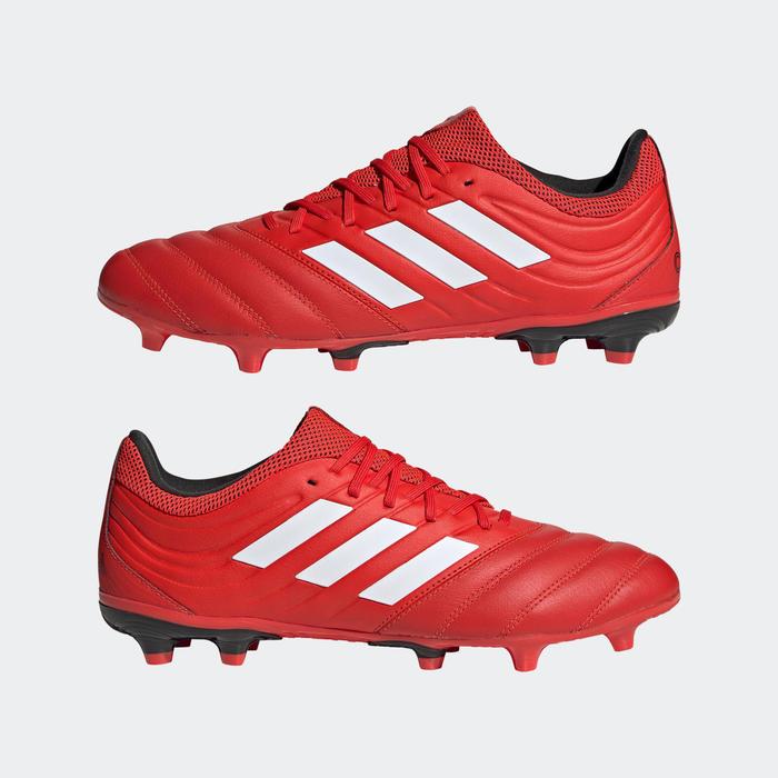 Voetbalschoenen Adidas Copa 20.3 FG volwassenen rood