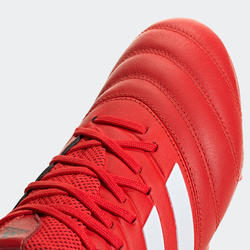 Chaussures de football Adidas Copa 20.3 FG adulte rouge