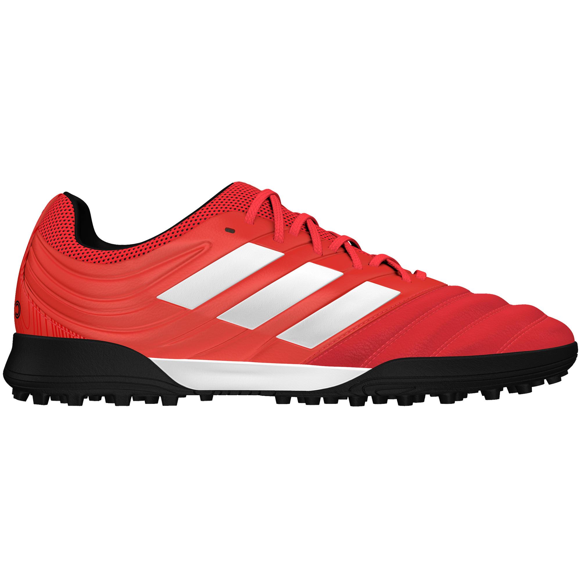 imagen abrazo constructor  botas adidas rojas Off 63% - gupteshworcave.com.np