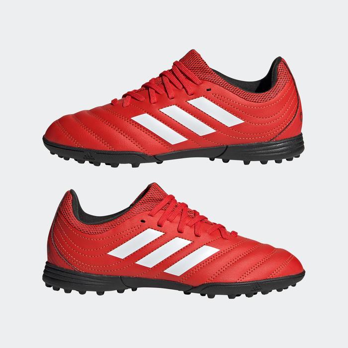 Voetbalschoenen kind Copa 20.3 TF rood
