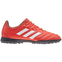 Chaussures de football Adidas Copa 20.3 HG enfant rouge