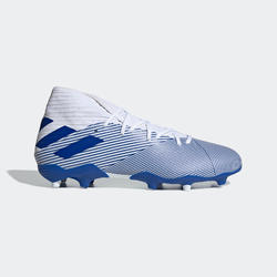 Chaussures de football Adidas NEMEZIZ.3 FG adulte blanc