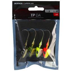 Loodkop vissen met kunstaas TP DA 14 g
