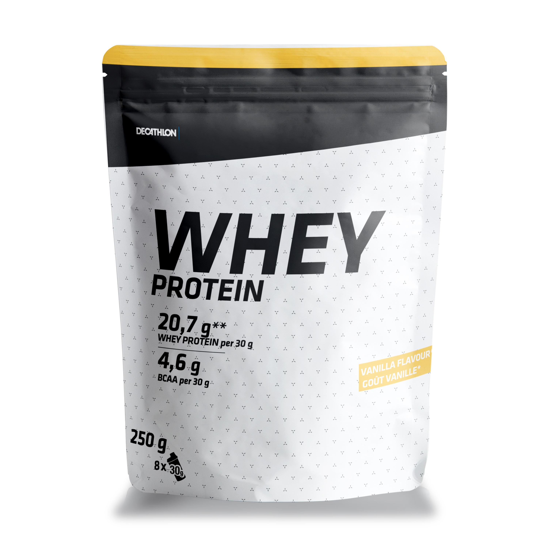 Proteine Whey Vanilie 250g imagine