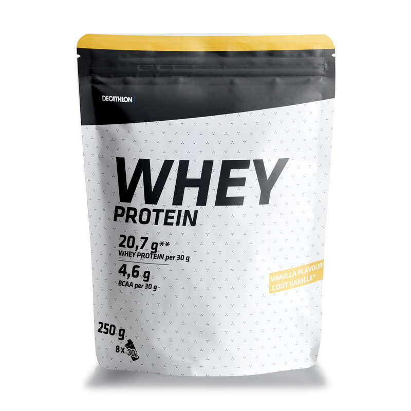 PROTEINS AND SUPPLEMENTS Boxing - Whey Protein 250 g - Vanilla DOMYOS - Boxing Nutrition