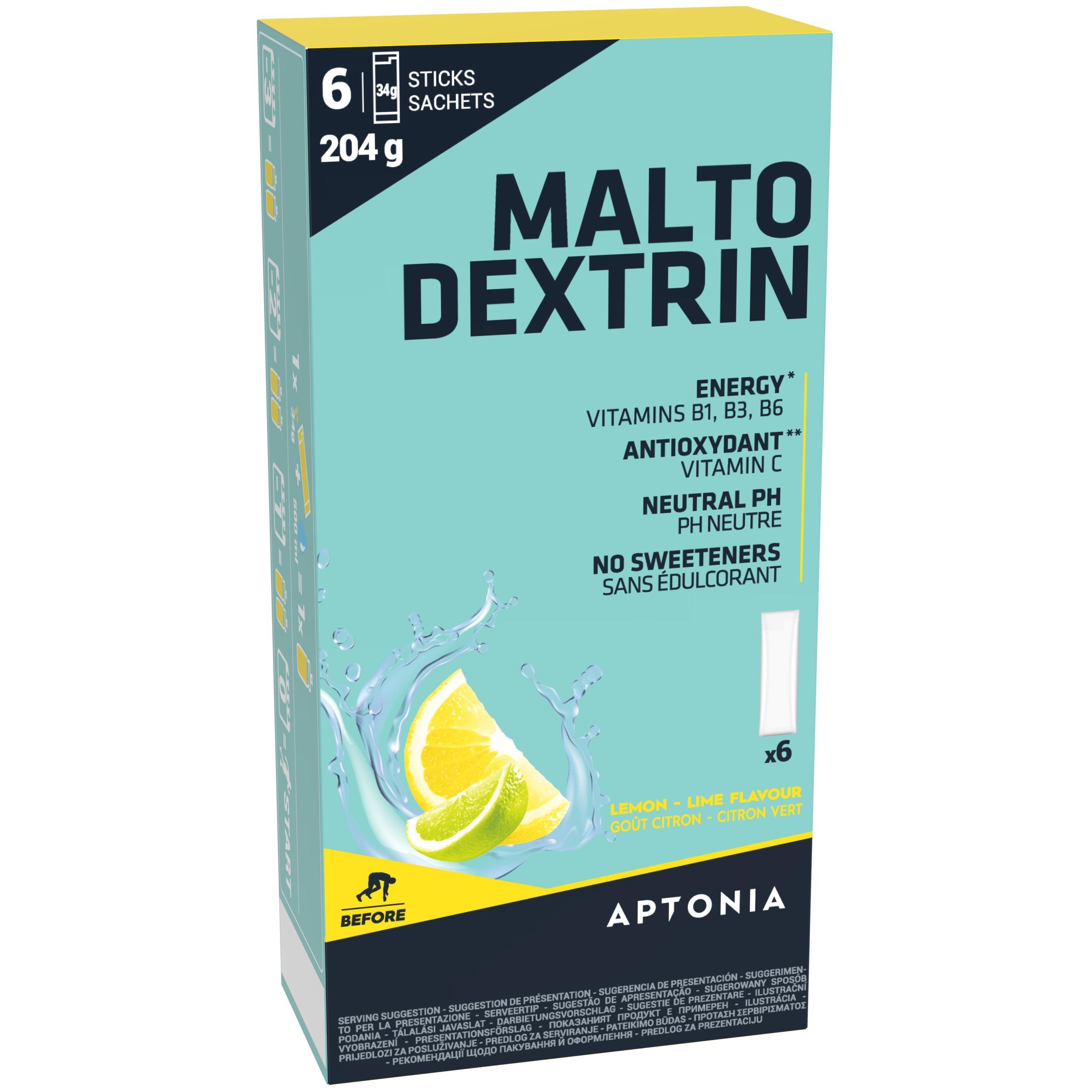 Pudră Maltodextrină 6x34g de la APTONIA