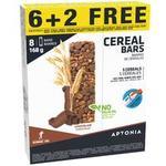 Aptonia Graanrepen chocolade (6 + 2 gratis) 21 g