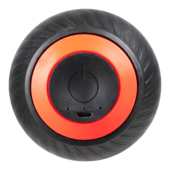 Dubbele vibrerende massagebal, pindavorm, vibrerende miniroller