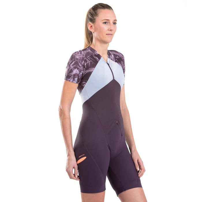 Trisuit LD triatlon dames