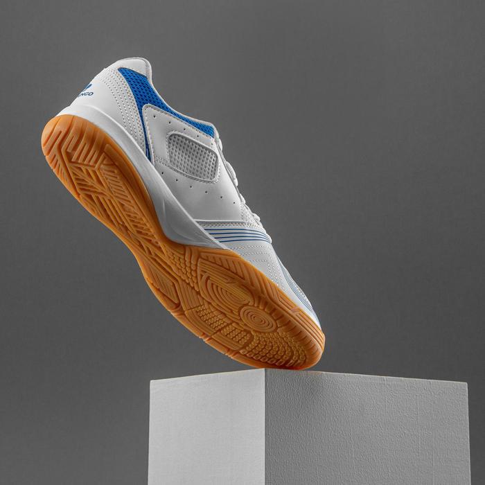 Tafeltennisschoenen TTS 500 wit