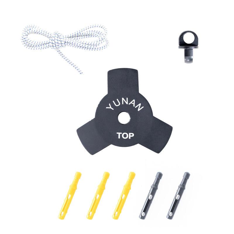 Tent Pole Repair Kit 8.3 mm Diameter Spare Parts Trekking Tent