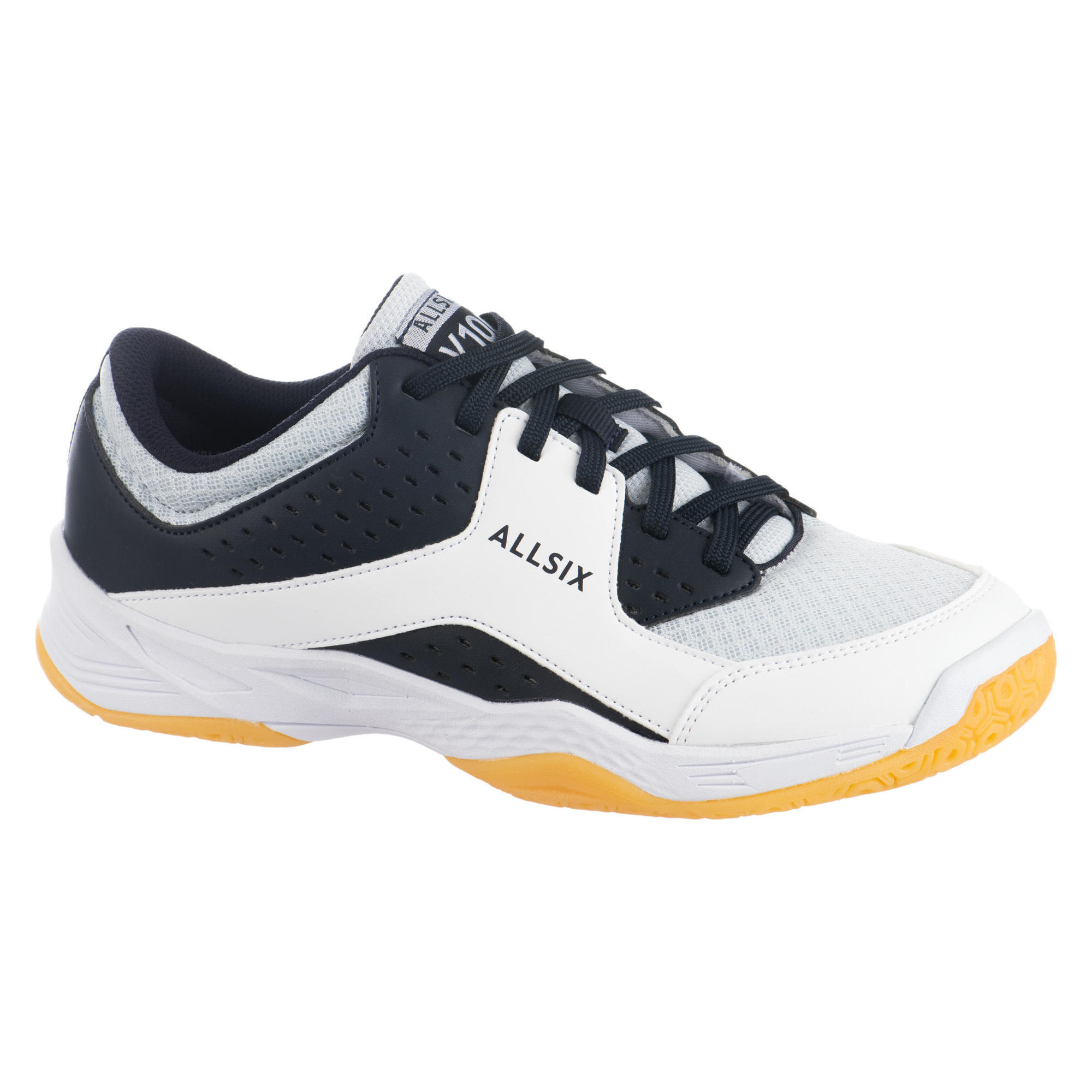 Women's Volleyball Shoes V100 - White