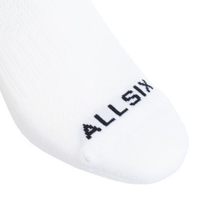 Chaussettes de volley-ball VSK500 High blanches