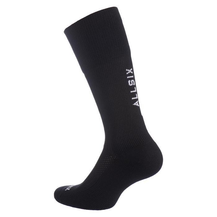 Chaussettes de volley-ball VSK500 Mid noires
