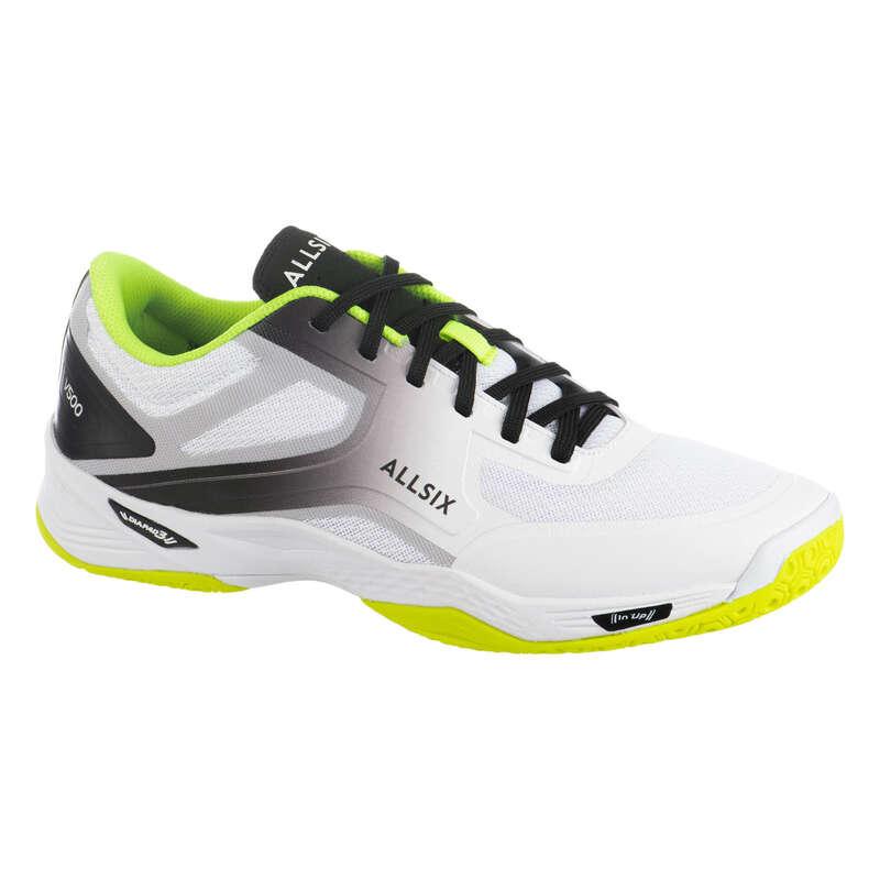 Röplabda cipő USA csapatsportok, rögbi, floorball - Férfi röplabdacipő V500 ALLSIX - USA csapatsportok, rögbi, floorball