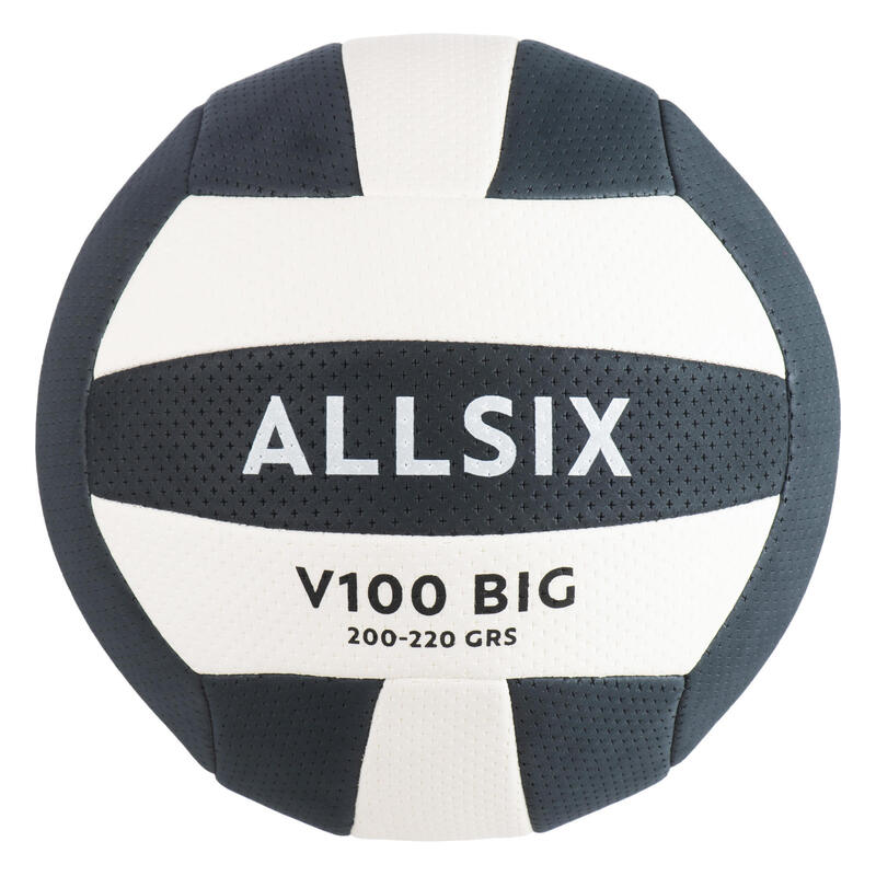 Balón Voleibol Allsix VBB100 azul blanco