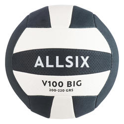 Volleyball VBB100 blau/weiss