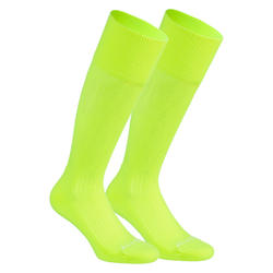 Chaussettes de volley-ball VSK500 High jaunes