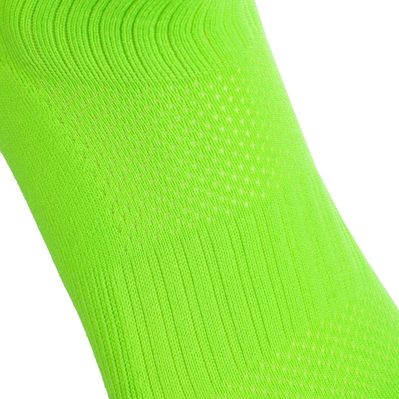 Chaussettes de volley-ball VSK500 High vertes