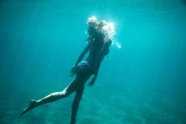 Olaian Savoir nager en mer