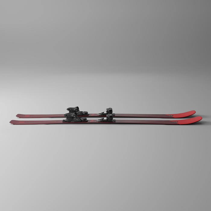 SKIS DE FREERIDE FR 500 PATROL 95 PACK SKI FIXATION