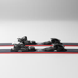 SKI DE FREERIDE FR 100 ROOKIE 90 PACK SKI FIXATION