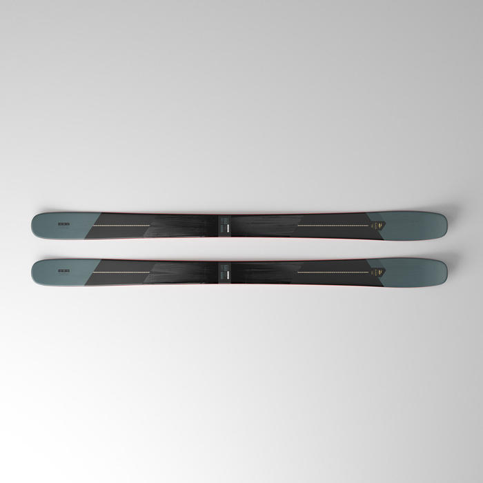 Freerideski's FR500 Slash 100 zonder bindingen