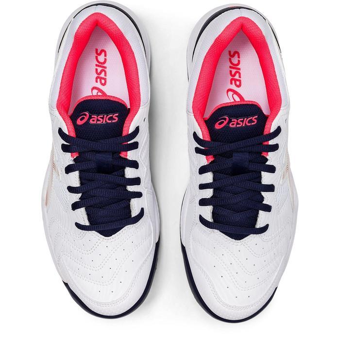 Tennisschoenen voor dames Asics Gel Dedicate gravel/kunstgras