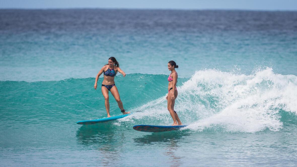 Oostende surfspot Westende