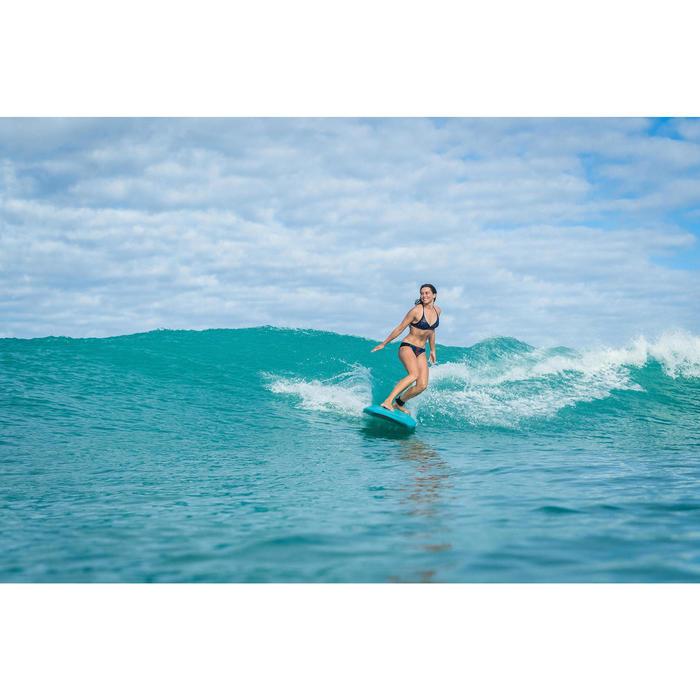 女款低腰衝浪泳裝NIKI-飛翔款/宇宙款