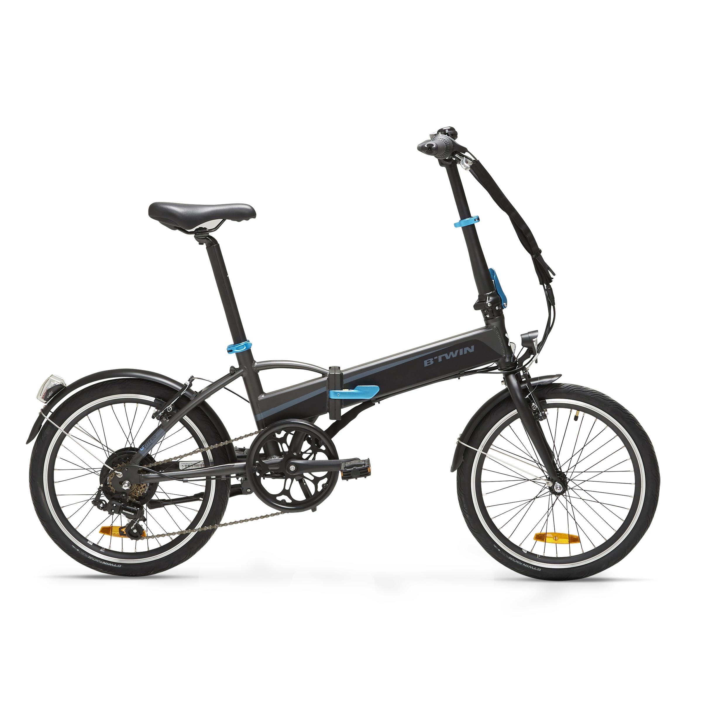 Bicicletă pliabilă TILT 500 E imagine