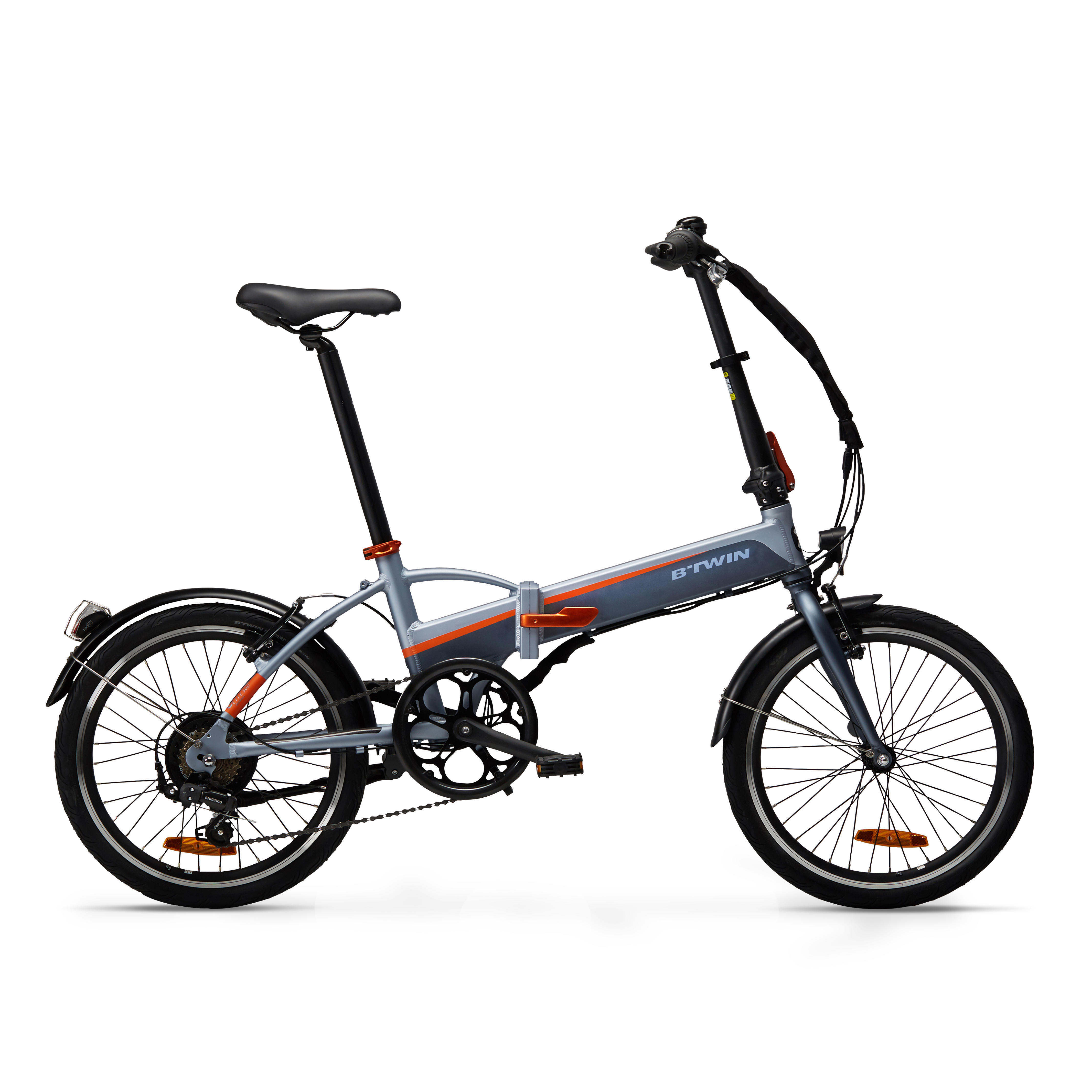 Bicicletă Pliabilă TILT 500 E la Reducere poza