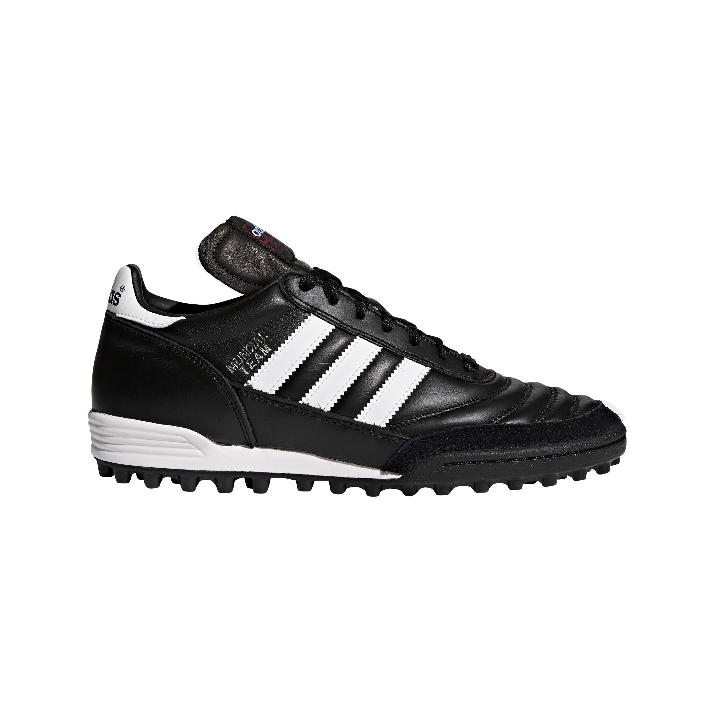 Fußballschuhe Multinocken Mundial Team HG Erwachsene schwarz | Schuhe > Sportschuhe > Fußballschuhe | Adidas