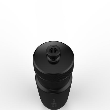 650 ml M Cycling Water Bottle SoftFlow - Black