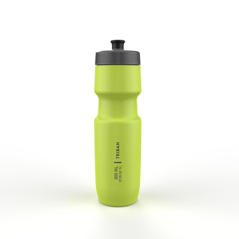 800 ml L Cycling Water Bottle SoftFlow - Yellow