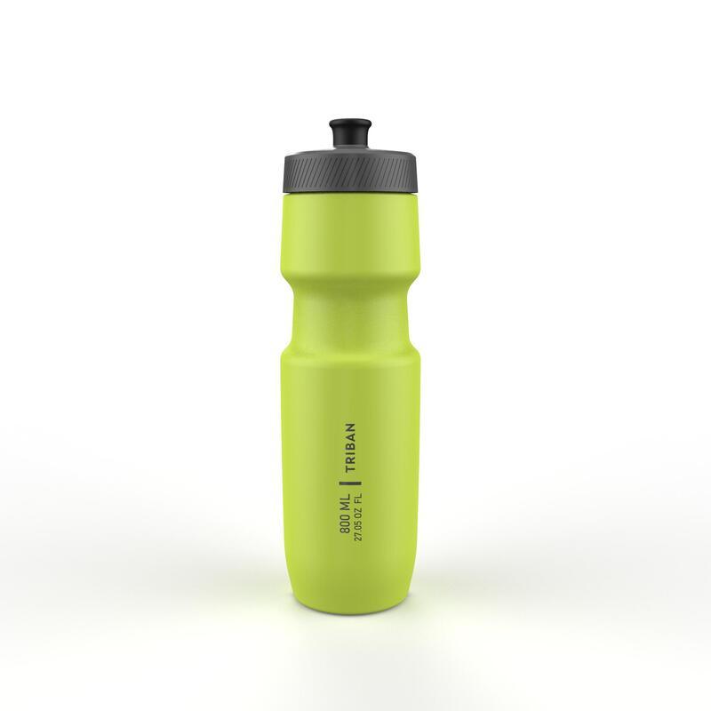 Cyklistická láhev Soft Flow 800 ml žlutá