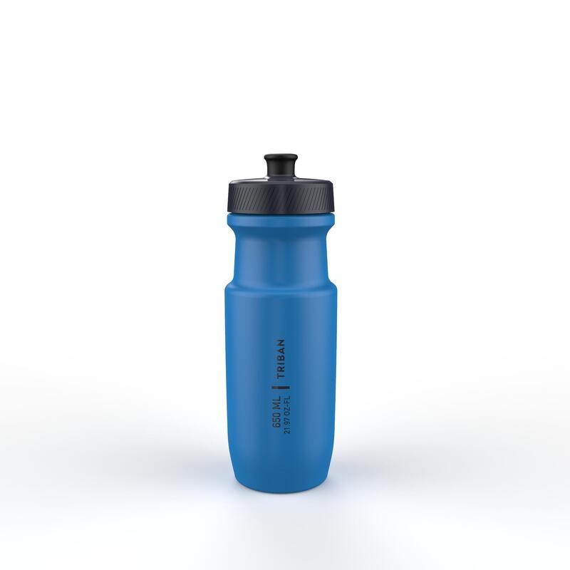 Cyklistická láhev SoftFlow 650 ml tyrkysová