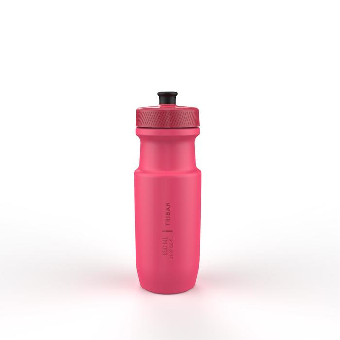 Fietsbidon SoftFlow M 650 ml roze