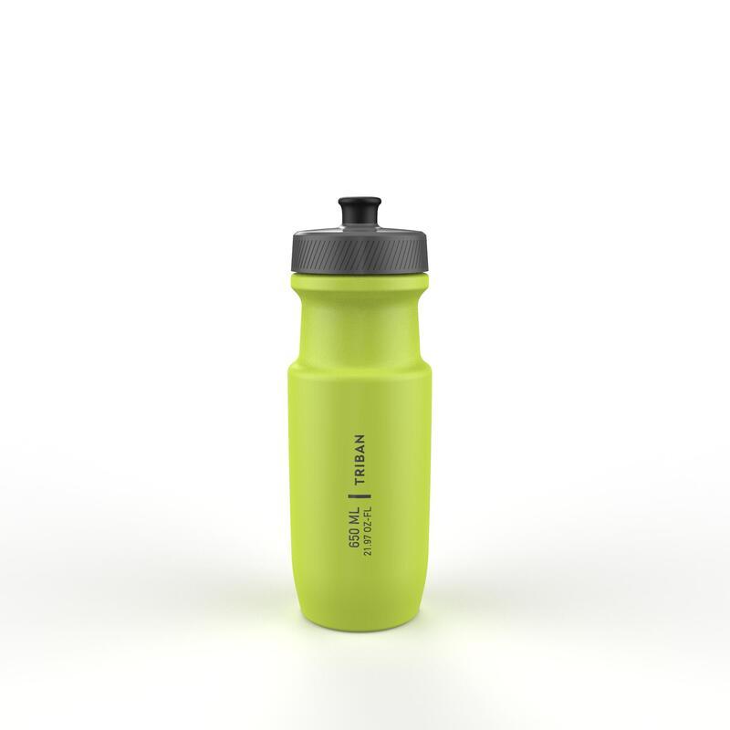 Cyklistická láhev Soft Flow 650 ml žlutá