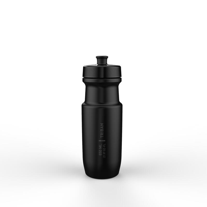 Cyklistická láhev SoftFlow 650 ml černá