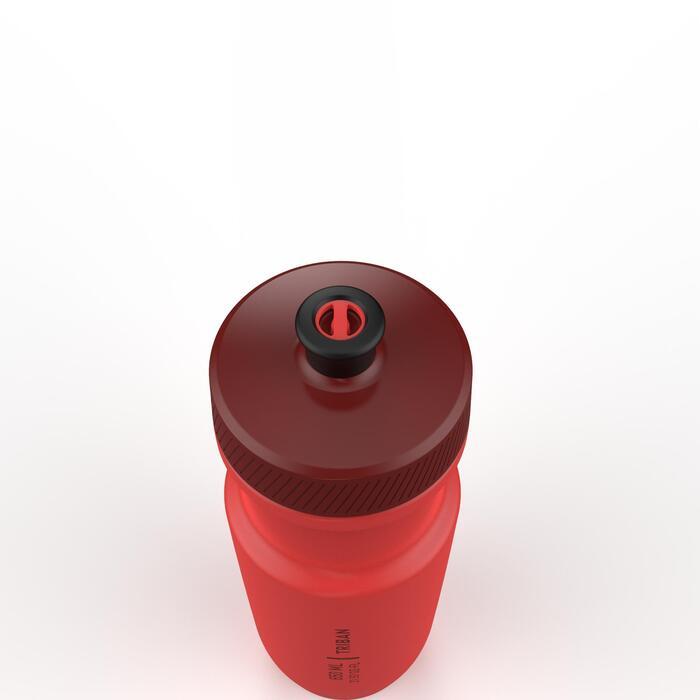 Bidon vélo SoftFlow M 650ml rouge