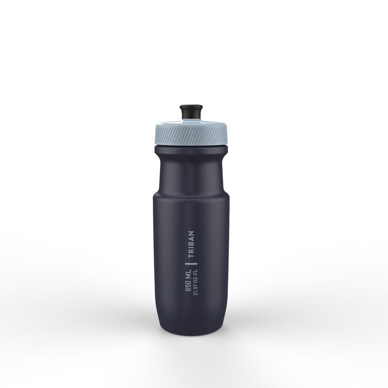 650 ml M Cycling Water Bottle SoftFlow - Navy Blue