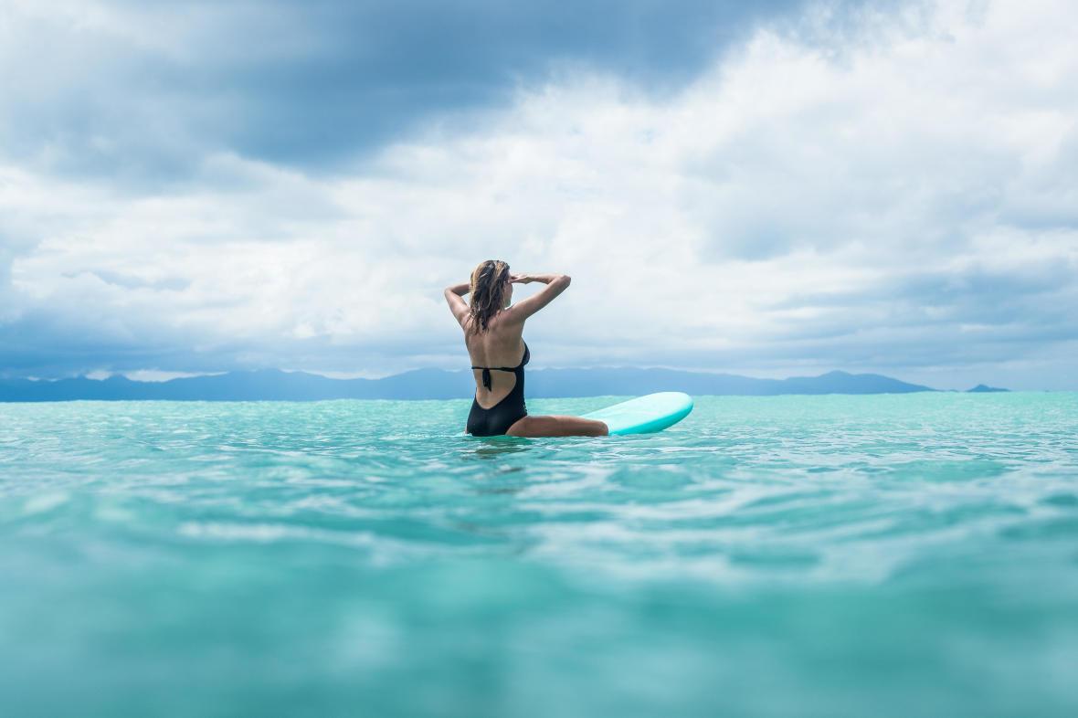 le remède anti-stress surf