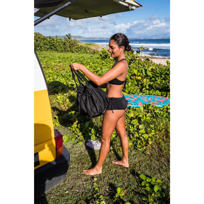 Wetsuit bag voor surfers