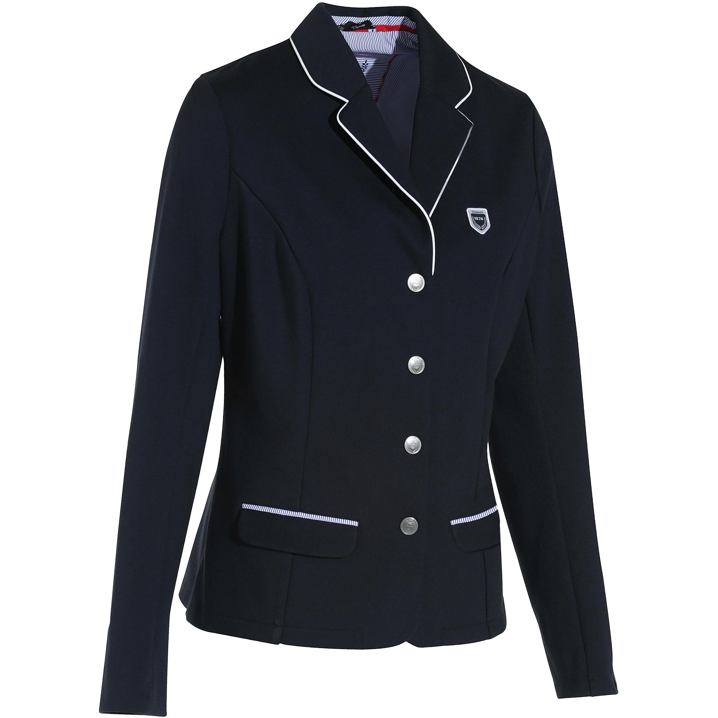 Jachetă COMP 100 Damă